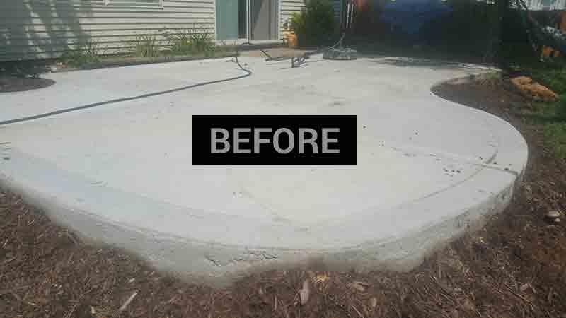 before-concrete