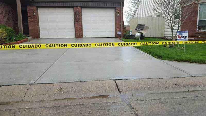 Do-not-drive-on-sealed-concrete