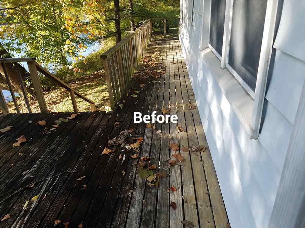 before-wood